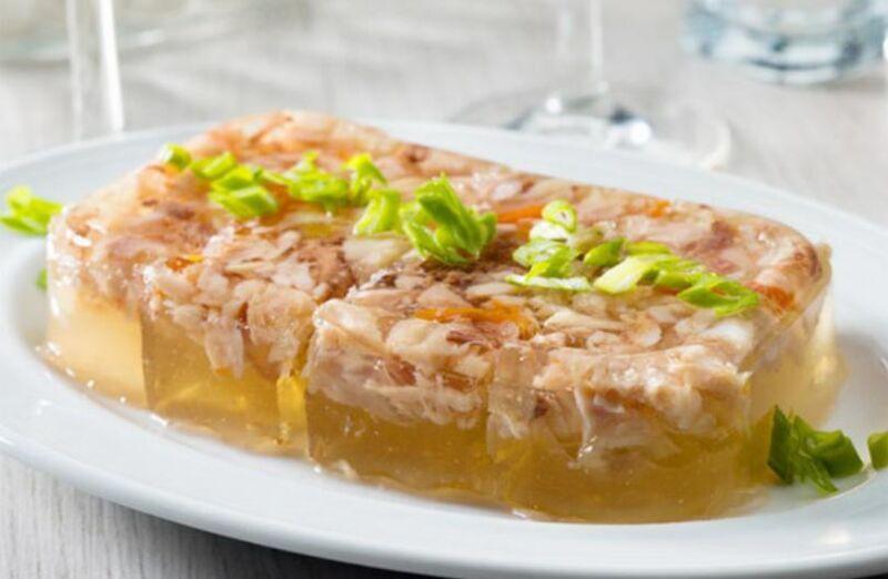 Как сварить холодец из свиных ножек? 6 рецептов