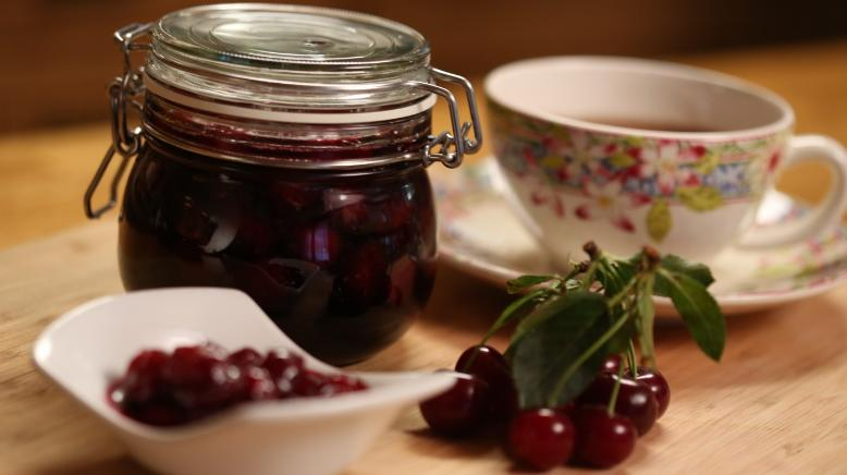 Варенье из вишни без косточек на зиму (4 рецепта)